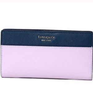 NWT Kate Spade Stacy Bifold Wallet